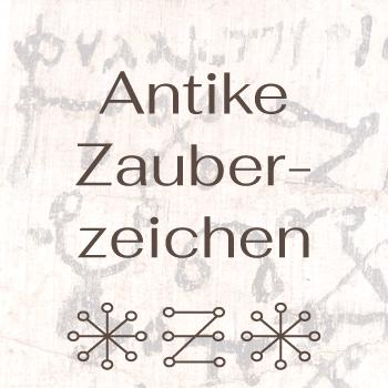 Live Webinar Antike Zauberzeichen