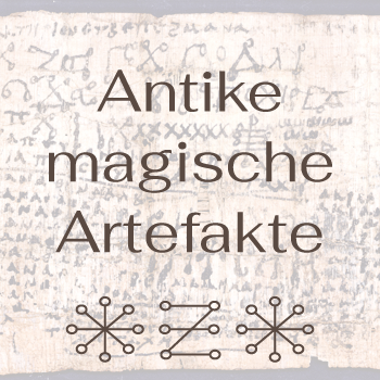 Live Webinar Antike magische Artefakte