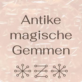 Live Webinar Antike magische Gemmen
