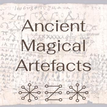 Live Webinar Ancient Magical Artefacts