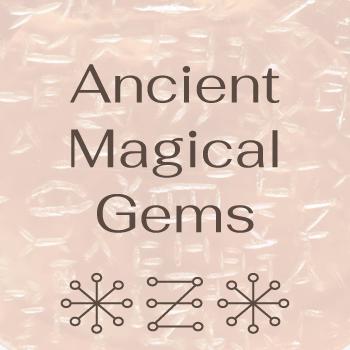 Live Webinar Ancient Magical Gems