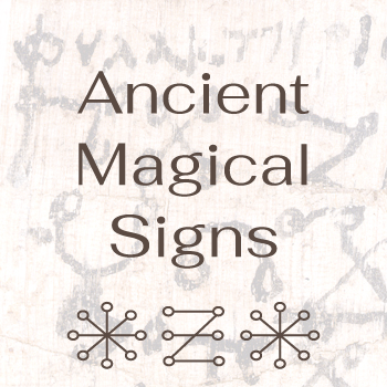 Live Webinar Ancient Magical Signs