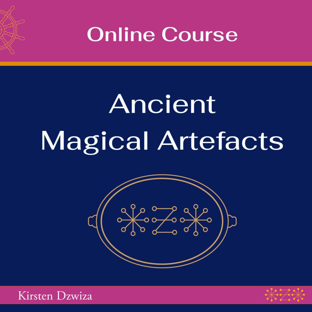 Online Course Ancient Magical Artefacts