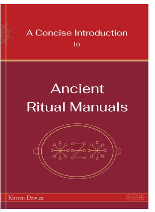 Concise Introduction Ancient Ritual Manuals