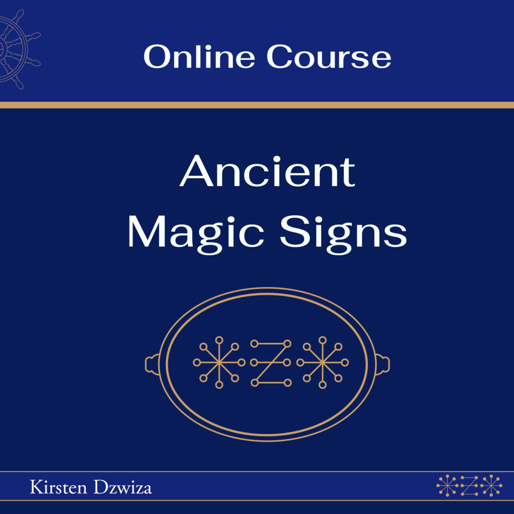 Online Course Ancient Magic Signs